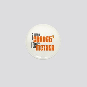 I Wear Orange For My Mother 6 Mini Button