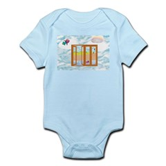 Door to the sky Body Suit