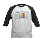 Door to the sky Baseball Jersey