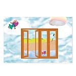 Door to the sky Postcards (Package of 8)