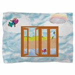 Door to the sky Pillow Sham