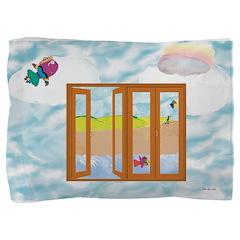Door to the sky Pillow Sham