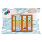 Door to the sky Pillow Case
