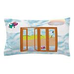 Door to the sky Pillow Case