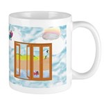 Door to the sky Mugs
