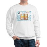 Door to the sky Sweatshirt
