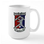 USS BREWTON Large Mug