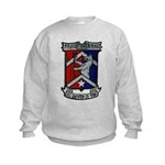 USS BREWTON Kids Sweatshirt