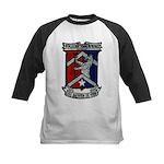 USS BREWTON Kids Baseball Jersey