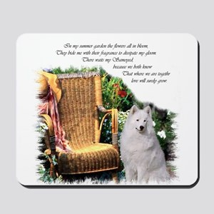 Samoyed Art Mousepad