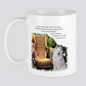 Samoyed Art Mug