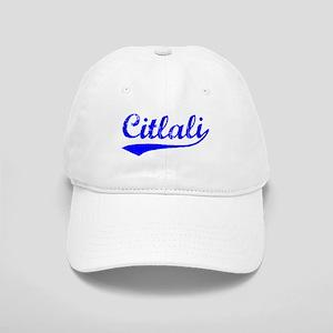 Vintage Citlali (Blue) Cap