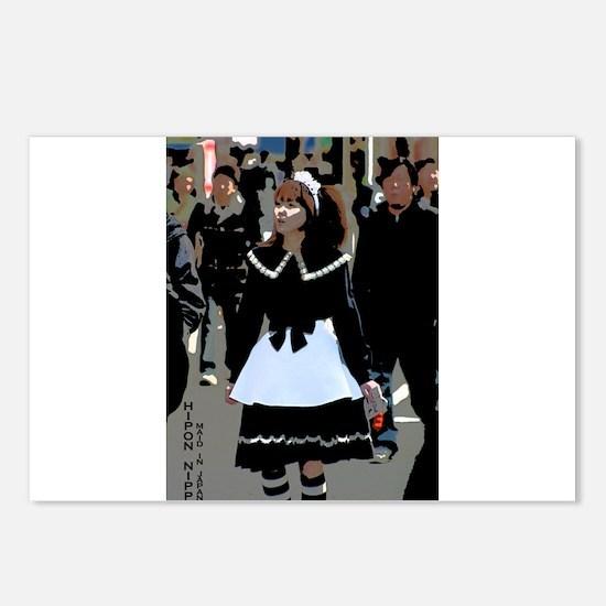 Maid in Japan Postcards (Package of 8)