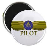 Mason Pilot Magnet