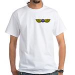 Mason Pilot White T-Shirt