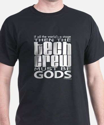 Tech Crew Gods T-Shirt