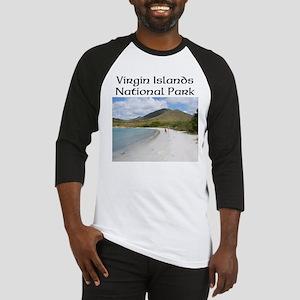 Virgin Islands National Park Baseball Jersey