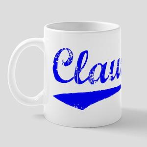 Vintage Claudia (Blue) Mug