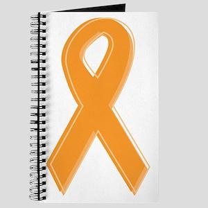 Orange Aware Ribbon Journal
