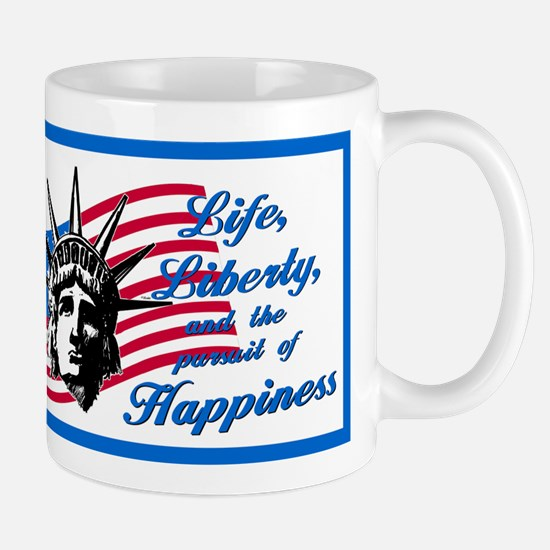 Pursuit of Happiness Mug