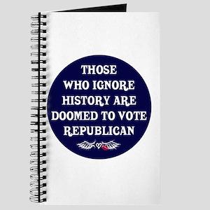IGNORE HISTORY VOTE REPUBLICA Journal