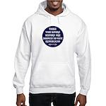 IGNORE HISTORY VOTE REPUBLICA Hooded Sweatshirt