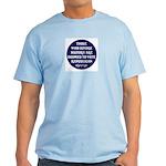 IGNORE HISTORY VOTE REPUBLICA Light T-Shirt