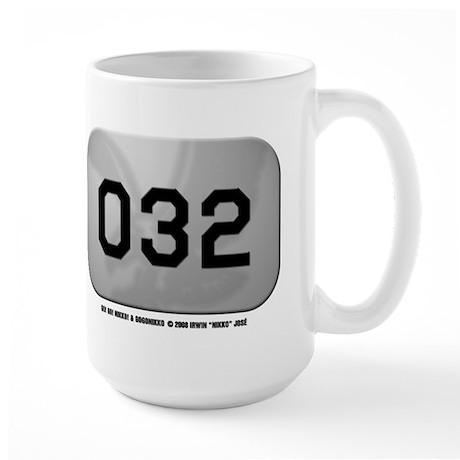Alpha 032 Large Mug