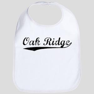 Vintage Oak Ridge (Black) Bib