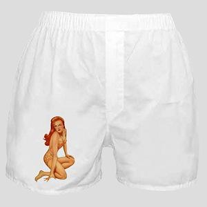 Luscious Lenora Boxer Shorts