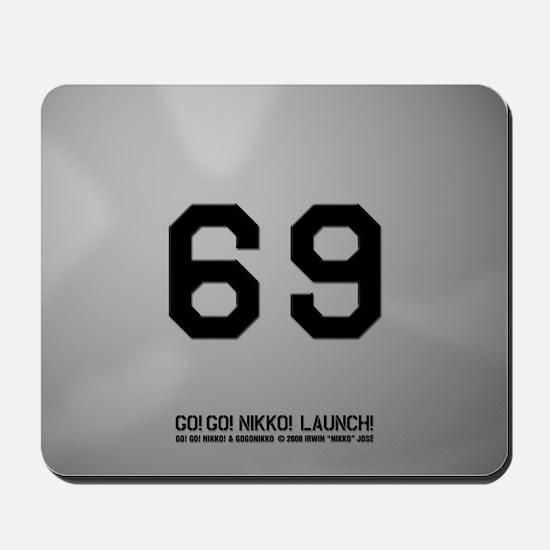 Alpha 69 Mousepad