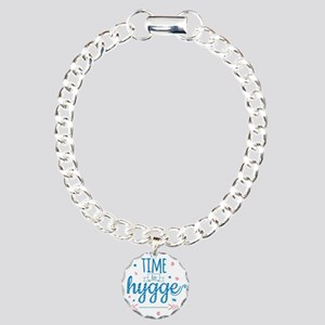 time to hygge Charm Bracelet, One Charm