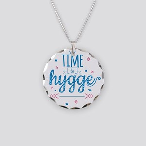 time to hygge Necklace Circle Charm