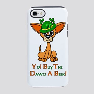 Irish Chihuahua iPhone 8/7 Tough Case
