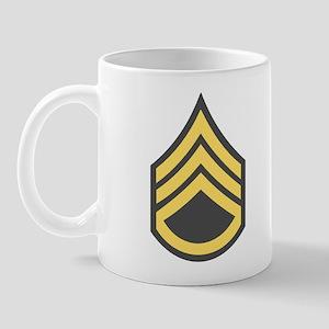 Staff Sergeant 11 Ounce Mug 1NG