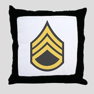 Staff Sergeant Duty Pillow