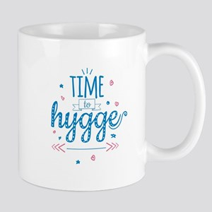time to hygge Mugs