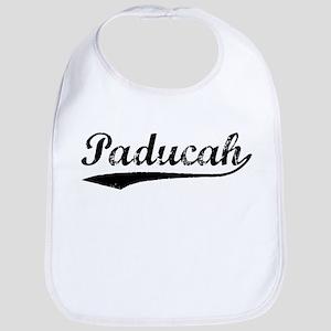 Vintage Paducah (Black) Bib