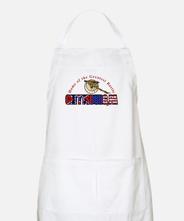 Gettysburg - Home Of The The BBQ Apron