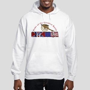 Gettysburg - Home Of The The Hooded Sweatshirt