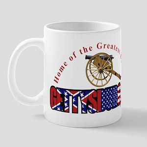 Gettysburg - Home Of The The Mug