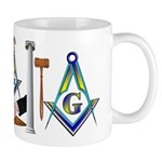 Masonic Friend to Friend Mug