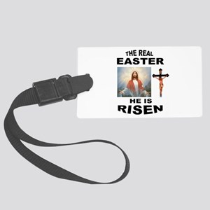 JESUS IS RISEN Luggage Tag