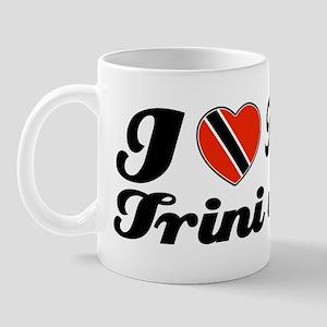 I love my Trini Wife Mug