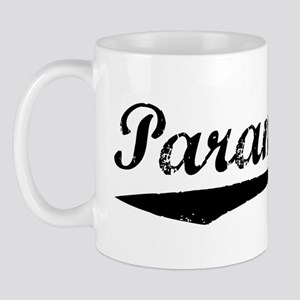 Vintage Paramount (Black) Mug