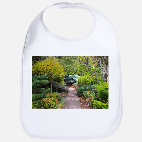 Path to tranquility Baby Bib