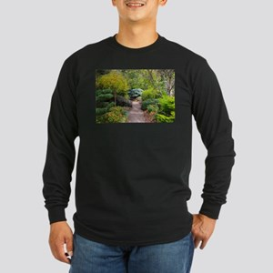 Path to tranquility Long Sleeve T-Shirt