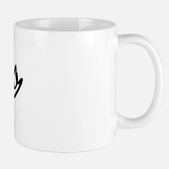 Vintage Perris (Black) Mug