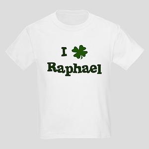 I Shamrock Raphael Kids Light T-Shirt