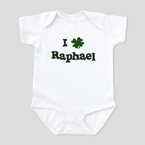 I Shamrock Raphael Infant Bodysuit